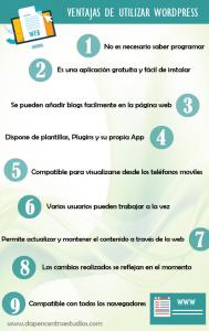 ventajas y diseño de paginas web en Valencia