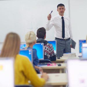 Profesor de academia en Valencia