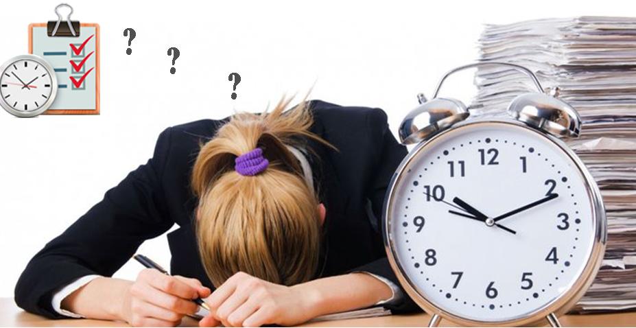 10 claves para gestionar nuestro tiempo