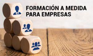 Formación a medida para empresas