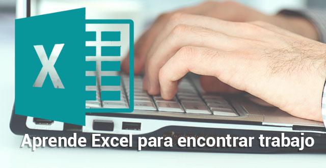 La importancia de aprender Excel para encontrar trabajo