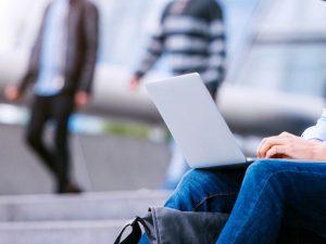 Estudiantes que quieren aprender informática