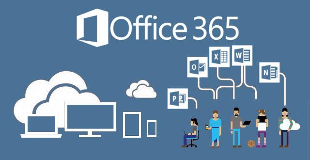 Office 365 en la nube - teletrabajo