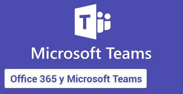 Microsoft Teams tu aliado para el teletrabajo