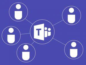 Programa colaborativo Microsoft Teams