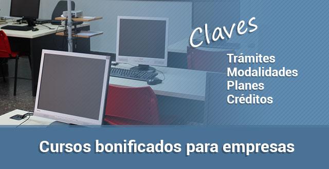 Claves para aprovechar los cursos bonificados para empresas en Valencia