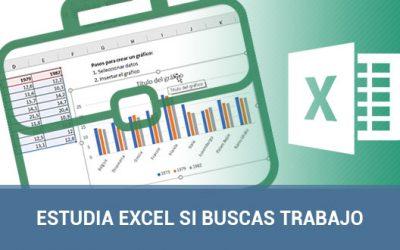 10 motivos por los que deberías aprender Excel si estás buscando trabajo