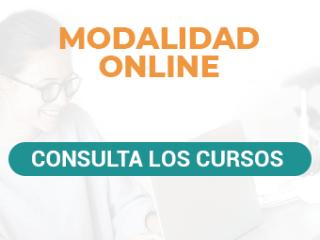 Cursos Modalidad Online